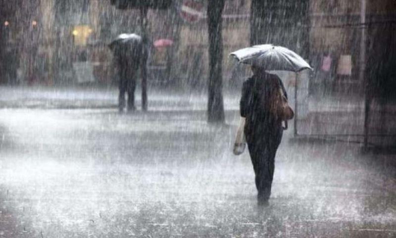आजको मौसम - केही स्थानमा मेघगर्जन र चट्याङ्गसहित भारी वर्षा