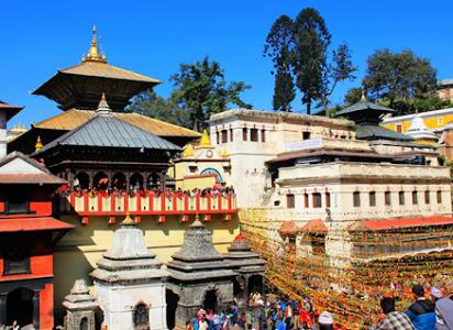 कोरोना कहर : तिजमा खुलेन पशुपति मन्दिर