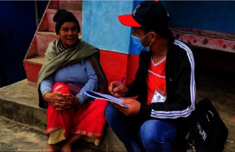 शुभकामना राष्ट्रिय जनगणना महाअभियानलाई