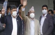 नेकपा एकीकृत समाजवादीको केन्द्रीय बैठक बस्दै